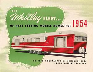 Vintage Mobile Home Ads