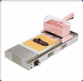 Machine A Crepe : strip crepe maker pancake crepe machine pinterest ~ Melissatoandfro.com Idées de Décoration