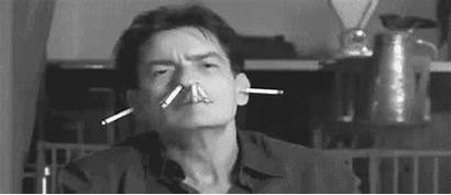 Smokers Lana Rey Del Charlie Cigaretts Smoke
