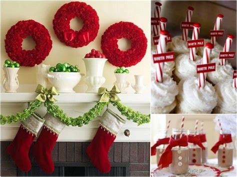 christmas party ideas  kids pinterest party