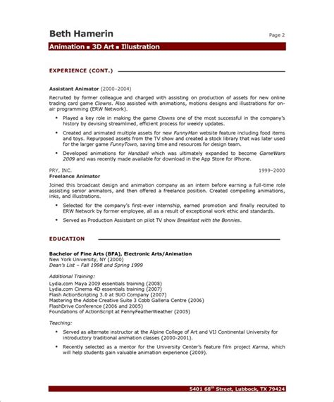 HD wallpapers eye catching resume samples