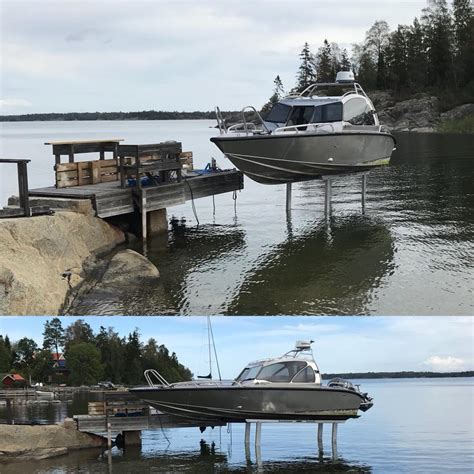 Nordic Boat Lift by Sunstream Boatlifts Nordic Ab Home