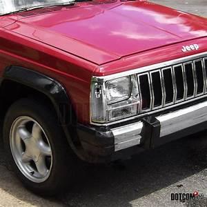 Jeep Valence : 1984 1996 jeep cherokee clear corner bumper lights ebay ~ Gottalentnigeria.com Avis de Voitures