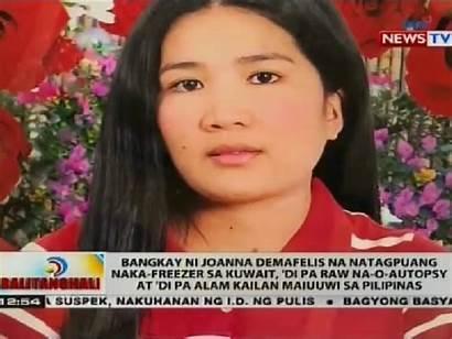 Filipino Joanna Kuwait Workers Found