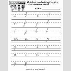 Best 25+ Cursive Handwriting Practice Ideas On Pinterest  Printable Handwriting Worksheets