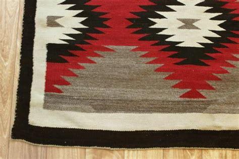 antique navajo rugs value antique circa 1900 finely woven navajo wool rug no