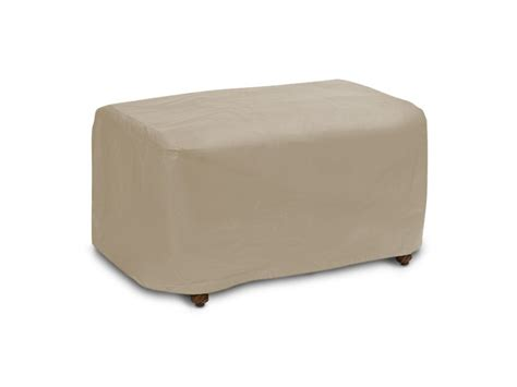 Ottoman Cover by Patio Ottoman Covers Outdoor Ottoman Cover Options