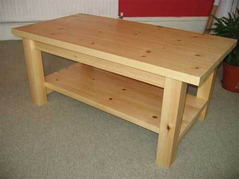 pine coffee table design images  pictures
