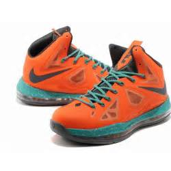 LeBron James Nike Basketball Shoes