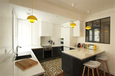 cuisine appartement les 10 plus belles rénovations d 39 appartement de