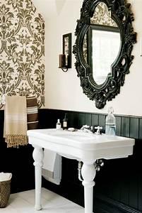 salle de bains de style baroque decormag style baroque With meuble salle de bain baroque
