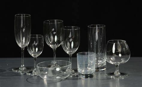 Servizi Di Bicchieri In Cristallo by Servizio Di Bicchieri Da Dodici In Cristallo Xx Secolo