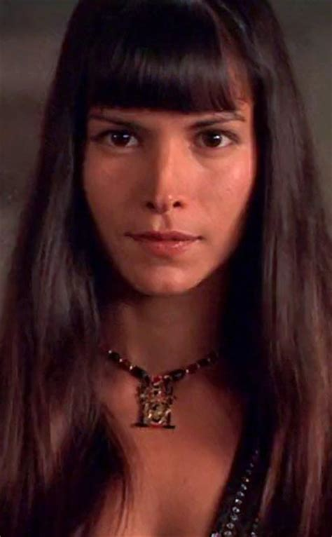 actress in movie the mummy returns patricia velazquez as meela the mummy returns pvv