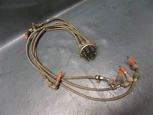 Bendix S6rn Magneto Ignition Harness Aircraft Aviation