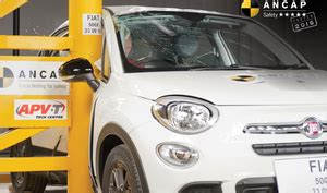 Fiat Safety Ratings by Fiat 500x Jul 2016 Onwards Crash Test Results Ancap