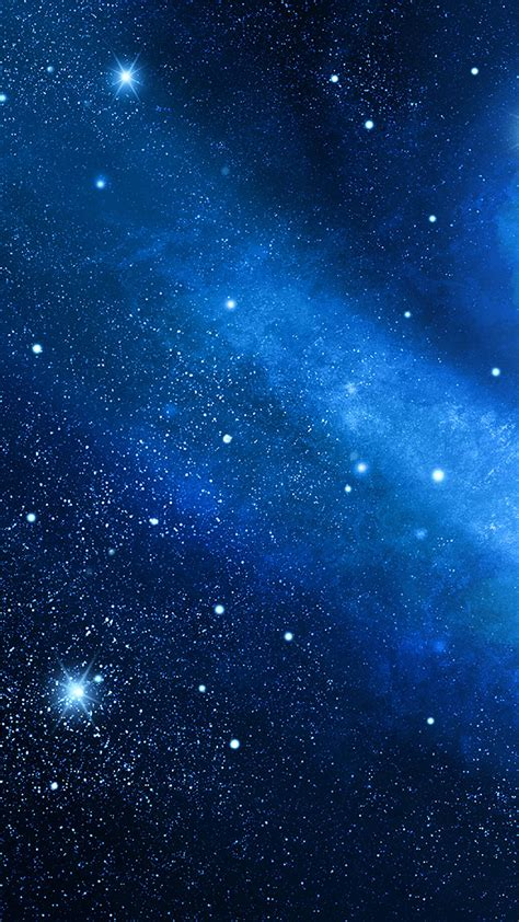 blue galaxy wallpaper   amazing full hd