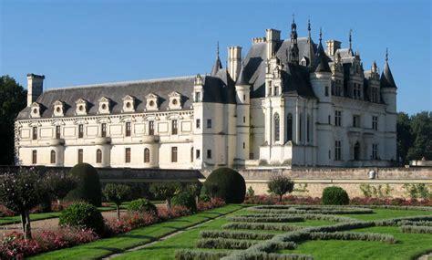 peintures chambre château de chenonceau et ses galeries sur le cher