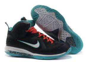 LeBron James Shoes Red