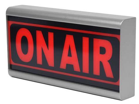 on air light pro fm broadcast