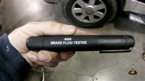Otc Stinger  Brake Fluid Tester Review Youtube