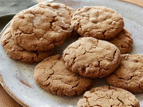 ultimate ginger cookie recipe ina garten food network