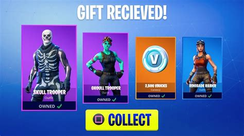 fortnite gifting gifting skins in fortnite fortnite gifting system