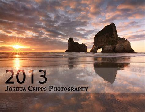 wall calendar joshua cripps photography