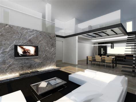 modern homes pictures interior modern interior by longbow0508 on deviantart