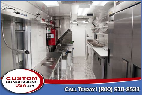 kitchen interiors design random food truck and trailer images custom concessions 1829
