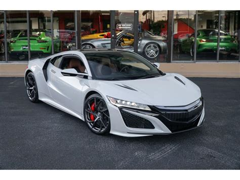 Acura Nsx For Sale In by 2017 Acura Nsx For Sale Classiccars Cc 1187104