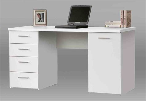 off white desk with drawers pulton large white writing desk with drawers by