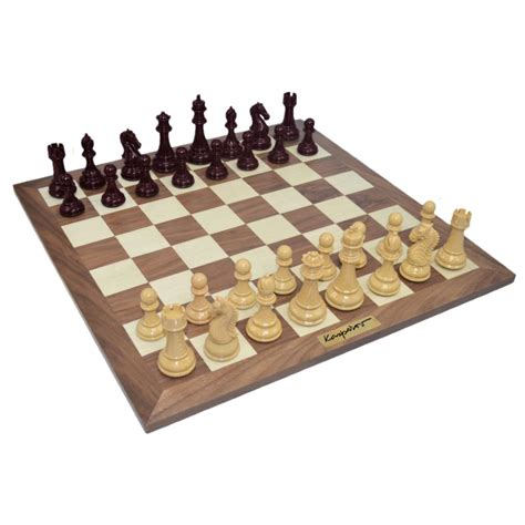 27560 Chess House Coupons by 16 Quot Kasparov Chionship Chess Set