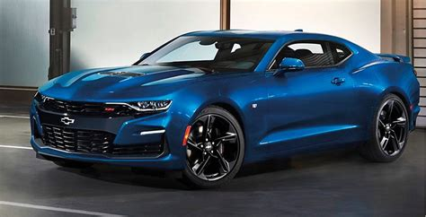 2019 Chevrolet Camaro In Your Face! Wheels