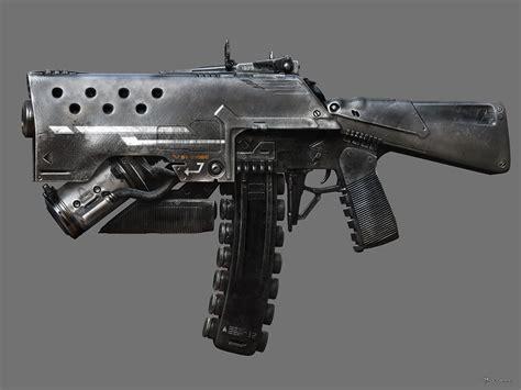 arti facto armas futuristas