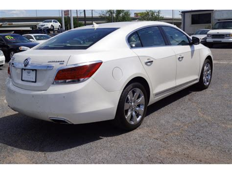 Buick Lacrosse 2011 by 2011 Buick Lacrosse Cxs City Vista Cars And Trucks