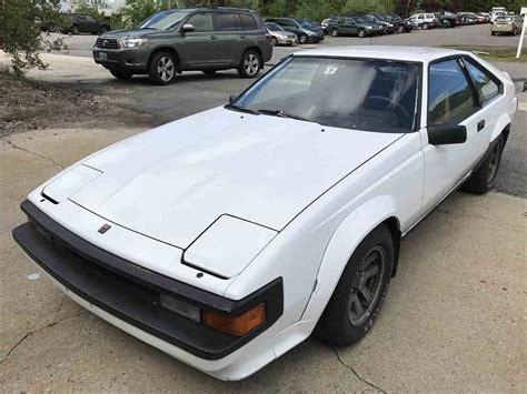toyota custom cars 1984 toyota supra for sale classiccars com cc 988106
