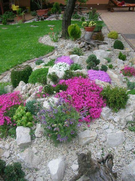 rock garden ideas images  pinterest front yards garden ideas  landscape designs