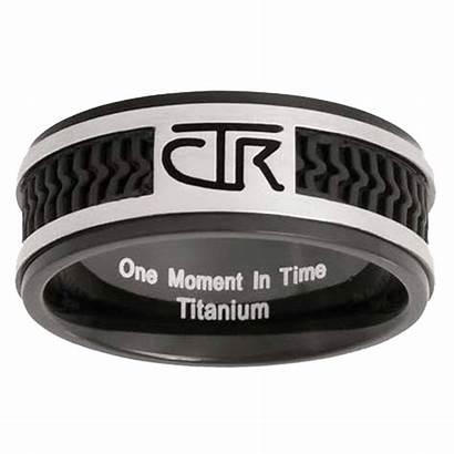 Titanium Ctr Ring