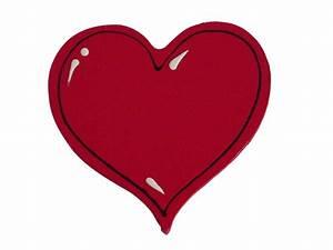 Heart Motif Little Letters