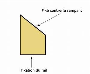Doubler Un Mur En Placo Sur Rail : comment fixer facilement et rapidement un rail pour placo sous un rampant de toiture reussir ~ Dode.kayakingforconservation.com Idées de Décoration