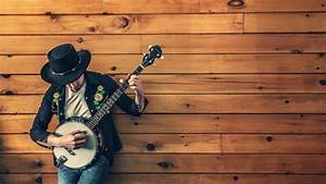 Banjo Player Wallpaper - People Hd Wallpapers