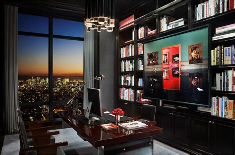 trump tower penthouse modern apartment york interior nyc office inside penthouses 77th floor manhattan views idesignarch suite atop excellent sports