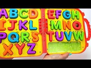 elmo on the go letters with play doh learning alphabet With elmos letters on the go