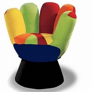 Fauteuil En Forme De Main : fauteuil design toujours vers un meilleur accueil ~ Teatrodelosmanantiales.com Idées de Décoration