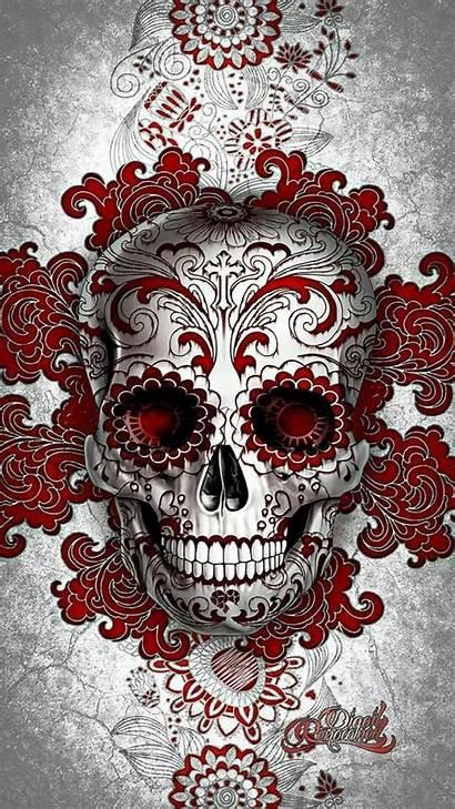 Skull Cool Iphone Wallpapers Wallpaperboat