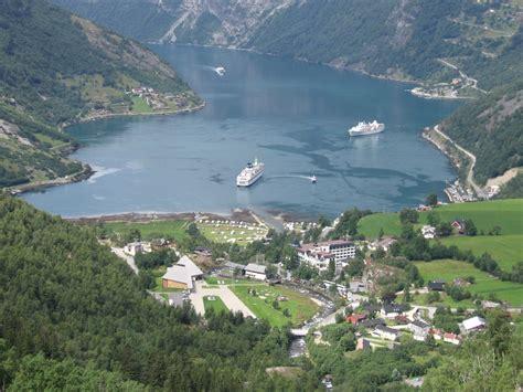 Phoebettmh Travel Norway Visit The Geirangerfjord