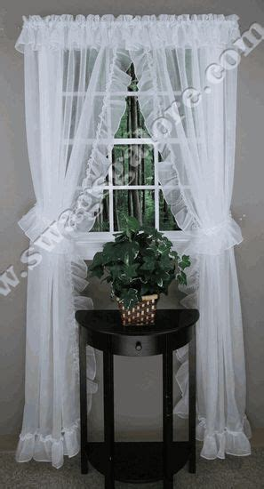 1000 ideas about priscilla curtains on vintage curtains curtain ideas and curtain