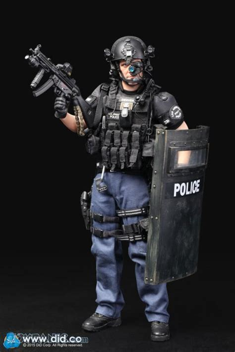 los angeles police department special weapons