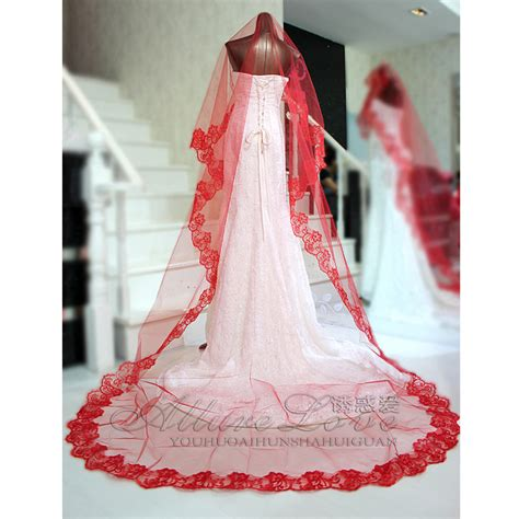 Red Wedding Bridal Veil Lace Computer 3m Embroidered Ultra. Make Your Own Wedding Reception Table Decorations. Indian Wedding Photography Brisbane. Wedding Photography Venues Melbourne. Wedding Attire Church. Wedding Favours Australia Candles. Wedding Favours Lavender. Wedding Reception Ideas Besides Dancing. Wedding Invitation In Indian Style