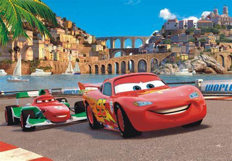 Disney Cars Wallpaper by Poster Wall Mural Wallpaper Disney Pixxar Cars 2